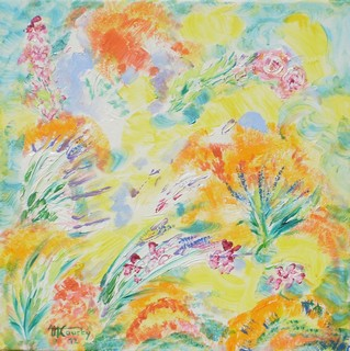 Impression florale