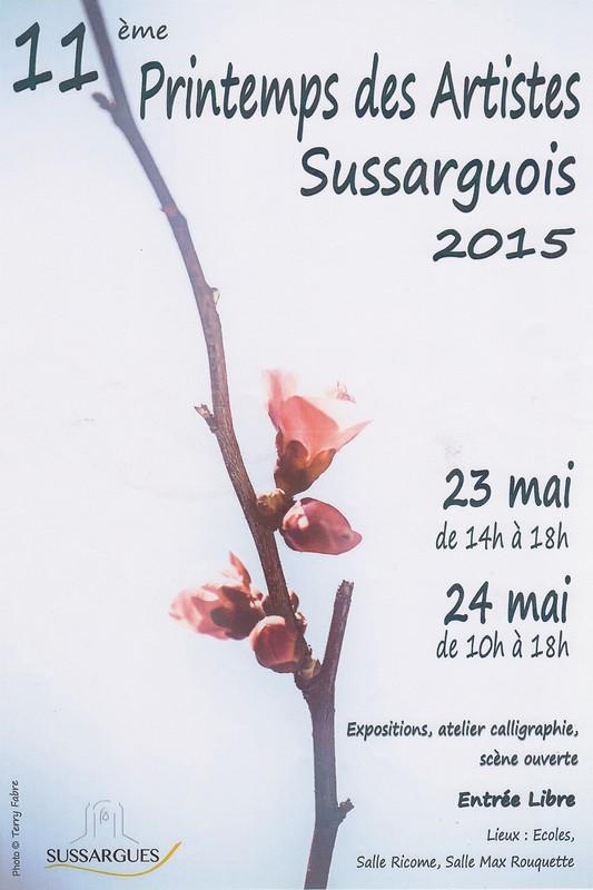 Exposition Sussargues 2015